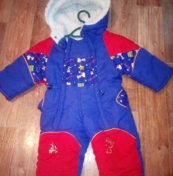 Winter jumpsuit,