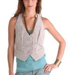 Amy Gee - Vest / 42 (ITA) δέρμα