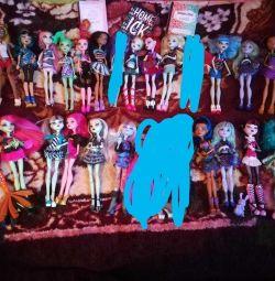 Monster High dolls original