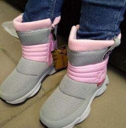 Η Strobbs μπότες νέα