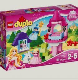 Κατασκευαστής Lego Duplo Κάστρο νυχτερινής ομορφιάς