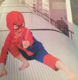 Rental-sale costume Spiderman