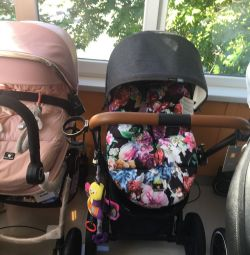 Warm envelopes in the stroller