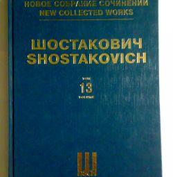 Șostakovici Volumul 13