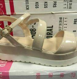 Sandaletler p35 ve p36