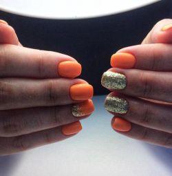 Nails Sochi action !!!