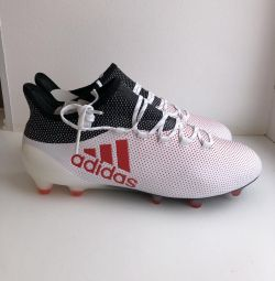 Ποδόσφαιρο μπότες NEW X 17.1FG
