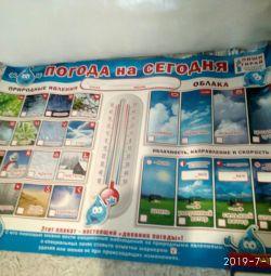 Poster jurnal de vreme