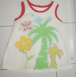 Платье на 6-12 месяцев