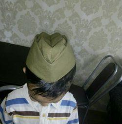 Παιδικά καπέλα, γραβάτες