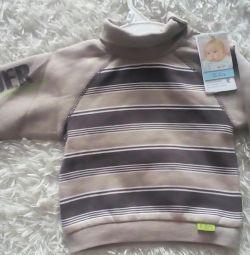 Jacket nursery V-baby (new) river 74-80