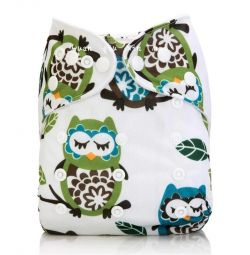 New Reusable Diapers
