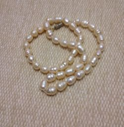 Natural pearls (cultured)