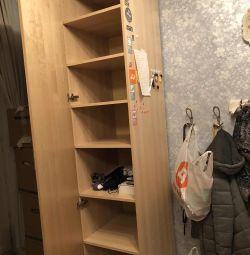 Cabinets series Paks (Ikea)