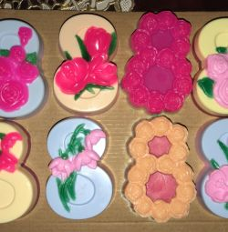 Handmade Soaps Assorted