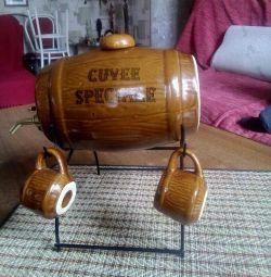 Barrel Ceramic