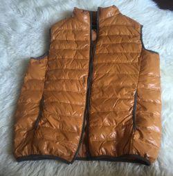 Branded waistcoat