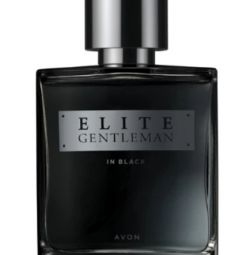 Parfum Elite Gentleman In apa neagra de 75 ml