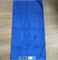 Lacoste new towel