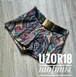 Shorts premium, new; 42-44