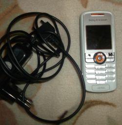Telefonul Sony Ericsson