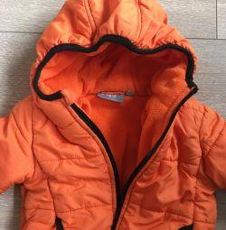 Açık palto (86 cm)