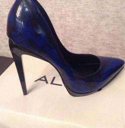Pantofi din piele Aldo nou