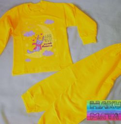 Children's pajamas NEW