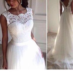 Весільні сукні. Нові.