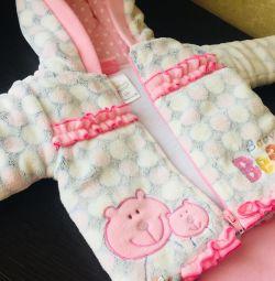 Ζεστό μωρό κοστούμι