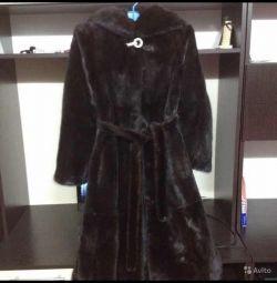 Palton de buze.