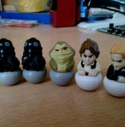 Figures Star Wars