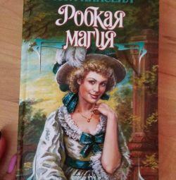 Shy magic book