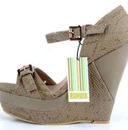Sandals ANN D'VIAN