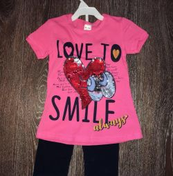Παιδικά τουρκικά κοστούμια (γκέτες + μπλούζα)
