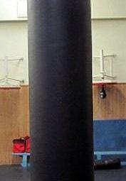Pungă de box 55 kg Premium Black Series