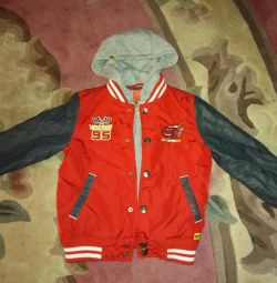 Disney Jacket Lightning McVean