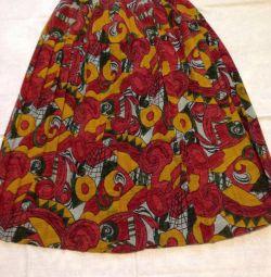 Новая женская юбка на резинке.