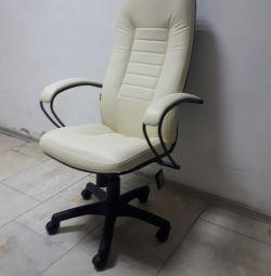 Καρέκλα Pilot-2 μπεζ
