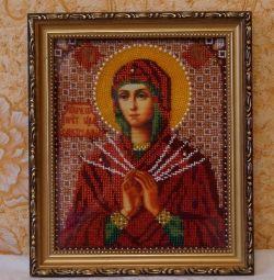 Εικόνα επτά όπλων της Μητέρας του Θεού