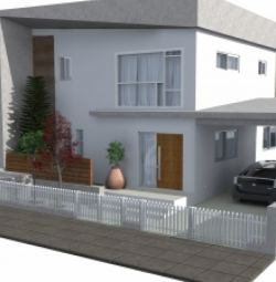 House Detached in Palodia Limassol