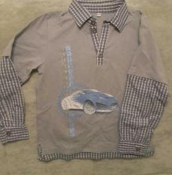 6 ετών πουκάμισο