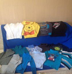 T-shirts and turtlenecks (р104,110)