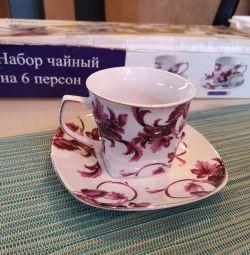 Τσάι για 6 άτομα