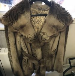 Mink παλτό Ιταλία