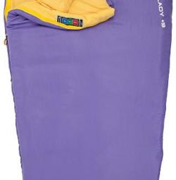 NEW Sleeping bag for a campaign female
