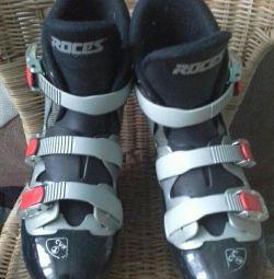 Τα παπούτσια 38μεγέθουν