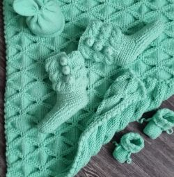 A gift of mint color))