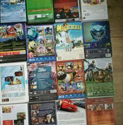 Colecția de desene animate dvd