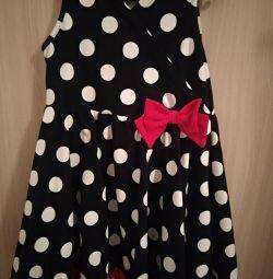 Новое платье 110